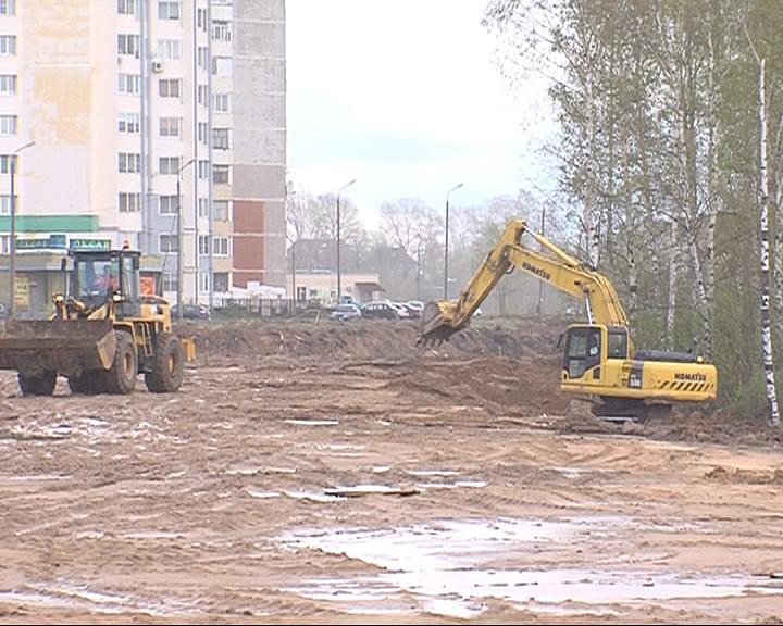 Улицы в Заволжском районе должны сдать в конце лета
