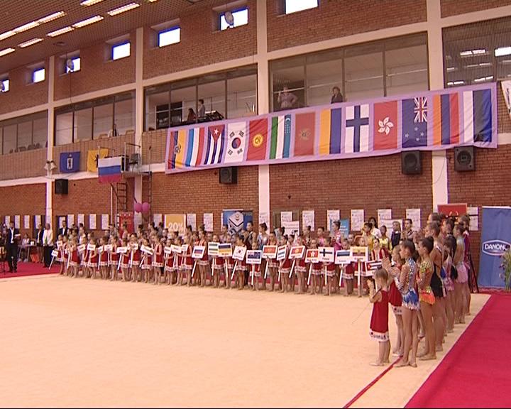 14 мая стартует международный турнир по художественной гимнастике «Ярославская весна»