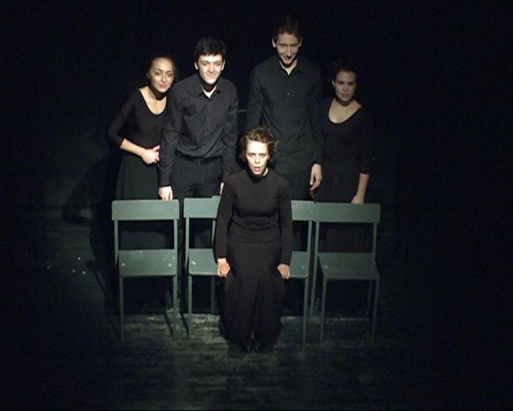 Эксперимент: на сцене две Татьяны и два Онегина, но одна Ольга