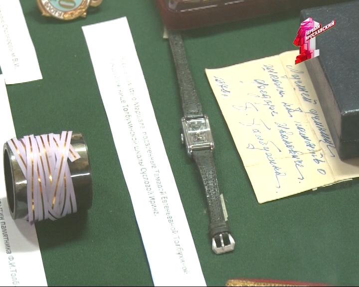 Уникальные письма маршала Толбухина в руках держал наш корреспондент