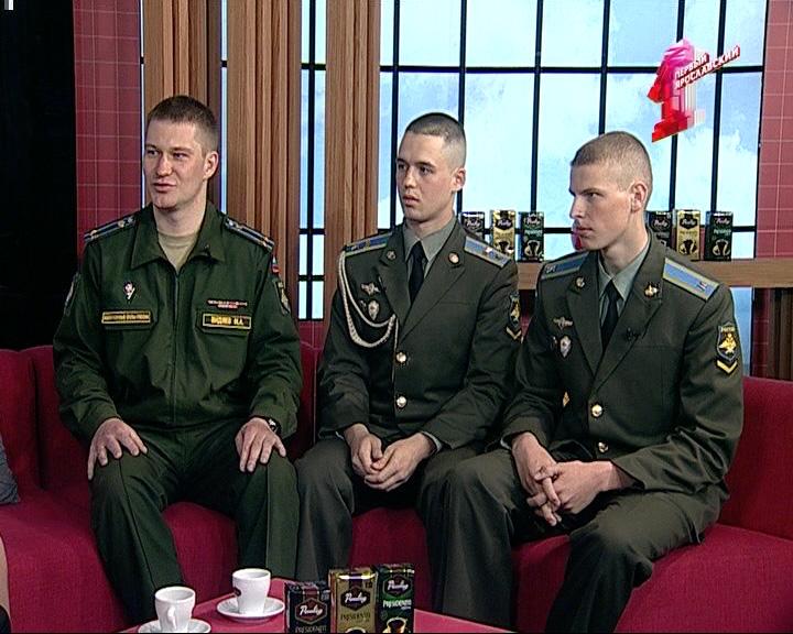 Как подготовиться к параду Победы, знают офицеры Академии имени Можайского