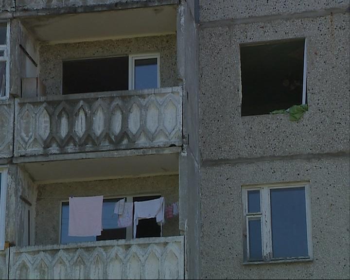 Взрыв газа в Рыбинске