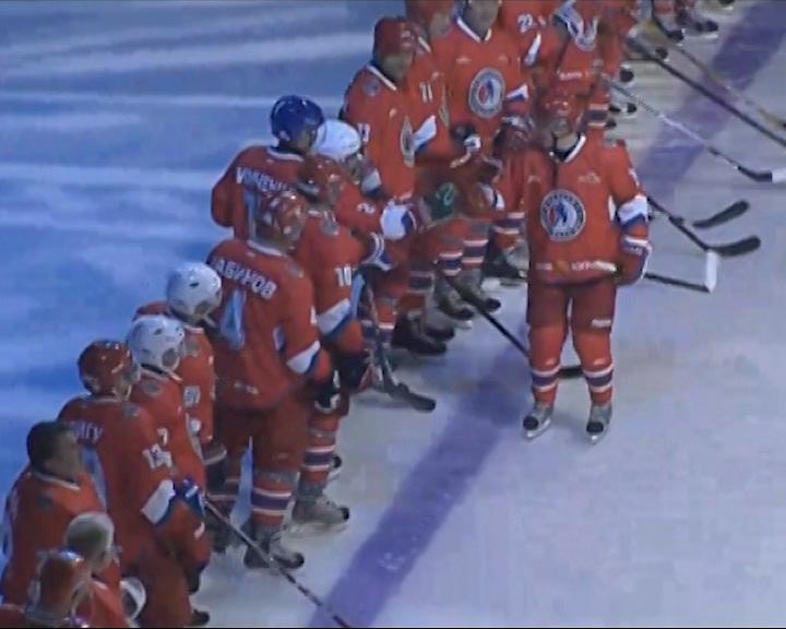 Состоялся фестиваль Ночной хоккейной лиги