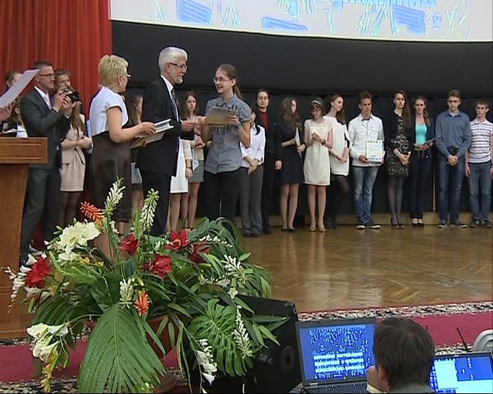Ярославские школьники в тройке лучших в России