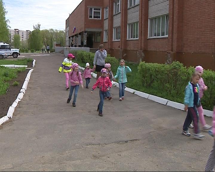 Эвакуация учеников: обнаружена граната