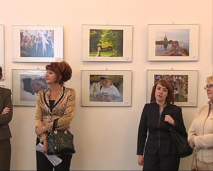В День семьи открылась выставка-конкурс