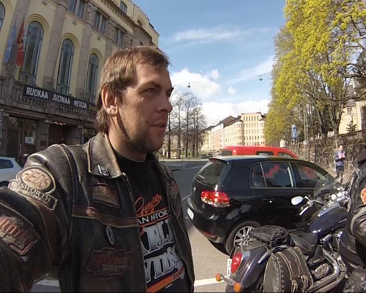 Ярославские байкеры уже в Америке