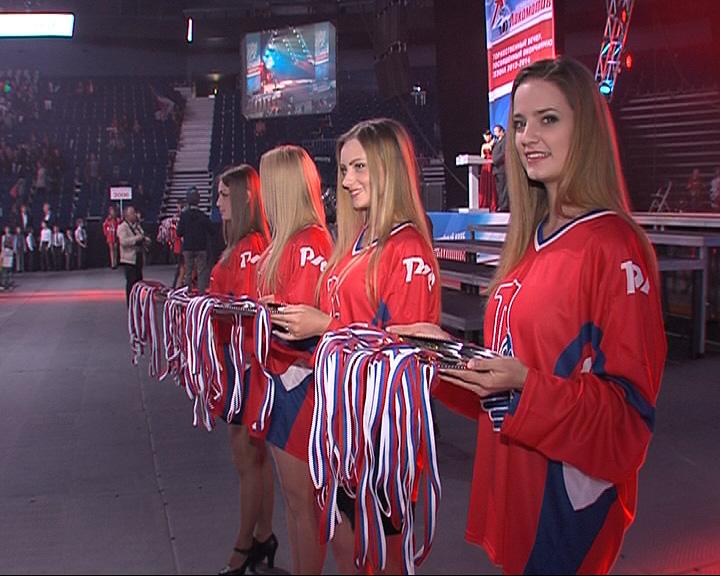 Выпускной вечер хоккейных школ города - «Локомотив» и «Локомотив-2004»