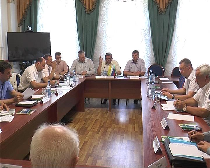 Выездное заседание комитета по транспорту