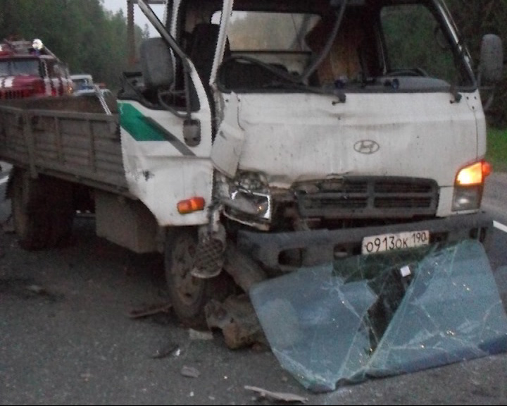 Четыре автомобиля столкнулись в Первомайском районе
