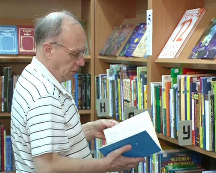 Писатель Алексей Смирнов в Ярославле презентует свою новую работу