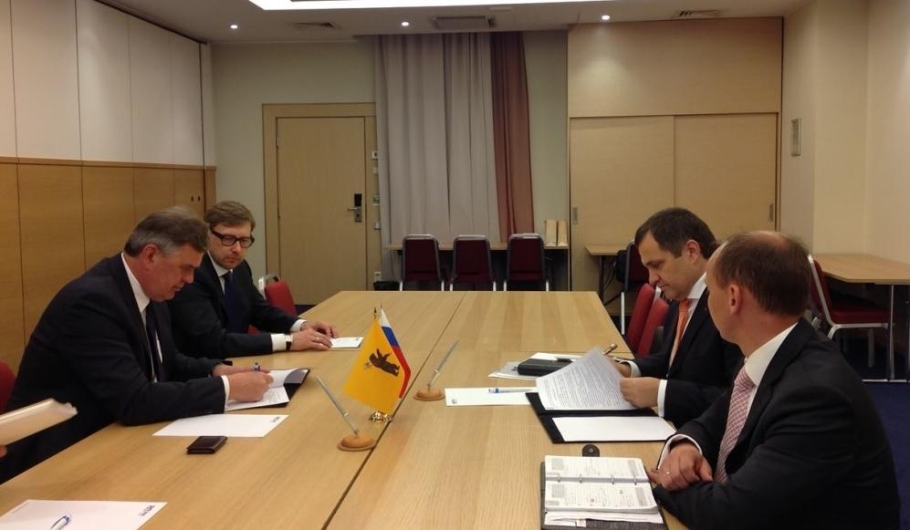 Правительство Ярославской области и «Балтика» продолжат сотрудничество