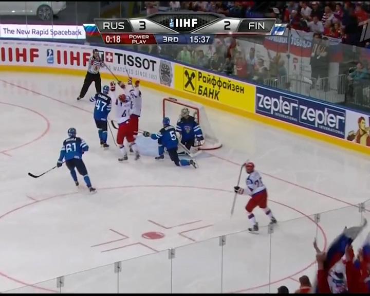Сборная России по хоккею завоевала «золото» мирового хоккейного форума