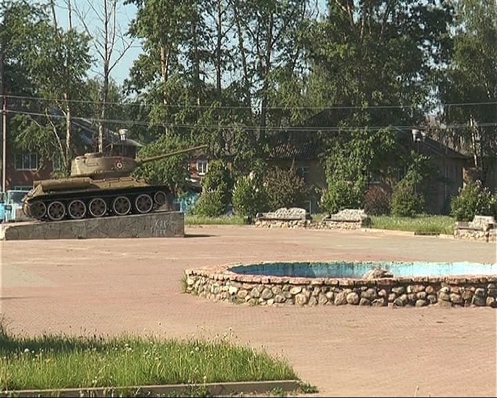 В Переславле могут перенести парк Победы на новое место