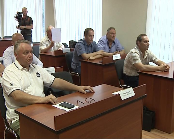 Встреча с потенциальными кандидатами на участие в предварительном народном голосовании