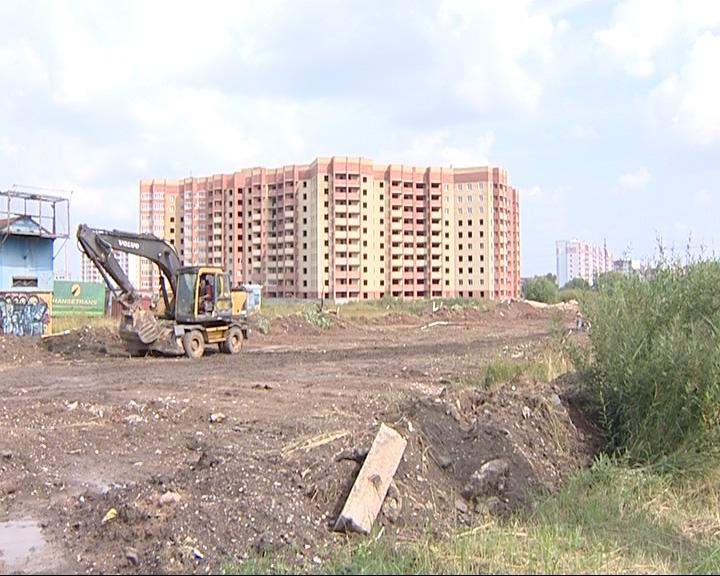 Обманутые дольщики смогут достроить свои дома