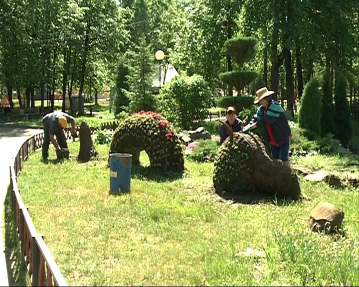 Депутаты обсудили проблемы городских парков