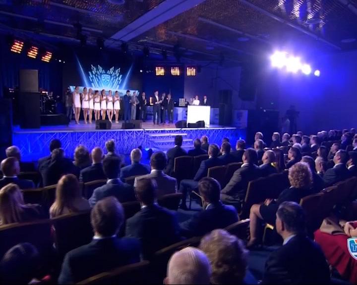 Состоялась церемония закрытия шестого сезона Континентальной Хоккейной Лиги