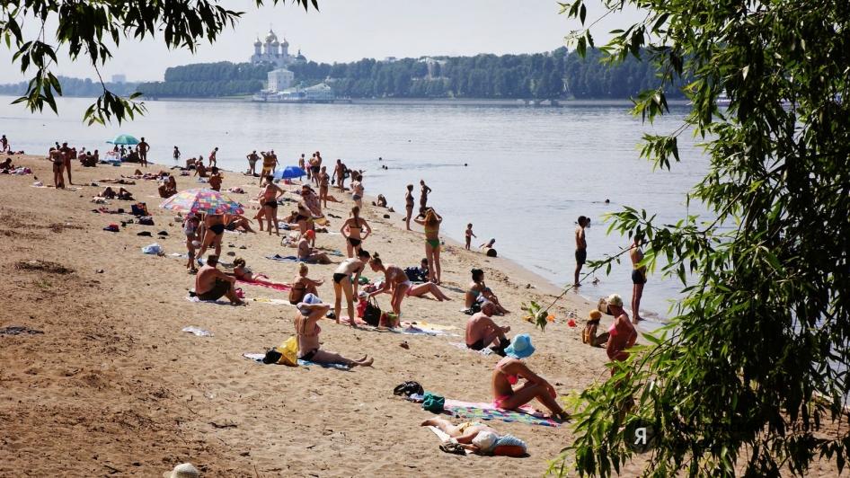 В Ярославле проверили пляжи перед началом сезона