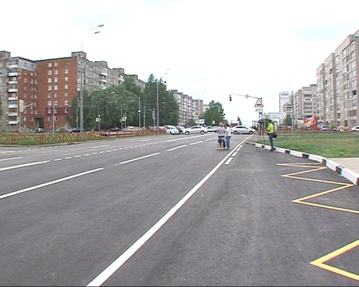 Соединили Ленинградский проспект и Тутаевское шоссе
