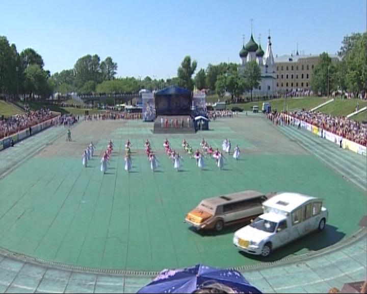 Ярославль отпраздновал День города