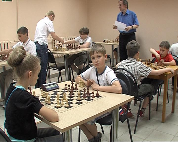 Состоялось первенство региона по быстрым шахматам