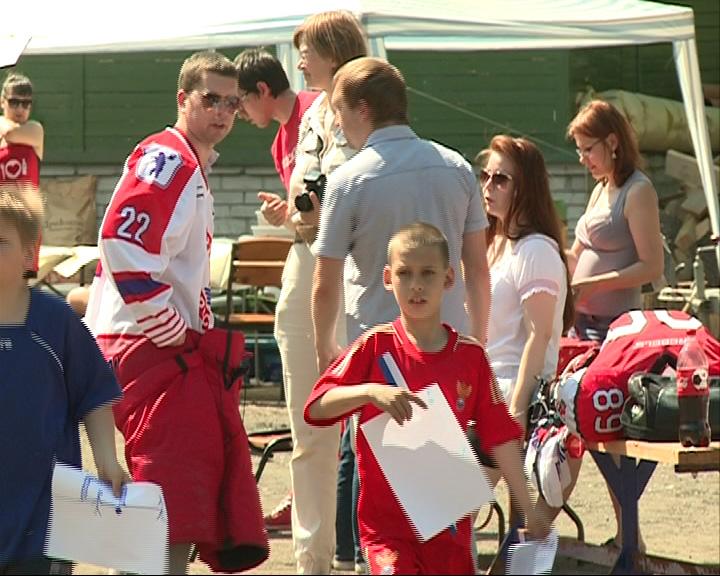 Спортивно-семейный праздник в День города
