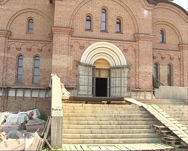 Завершить работы в Свято-Тихоновском храме планируют к 2017-му году