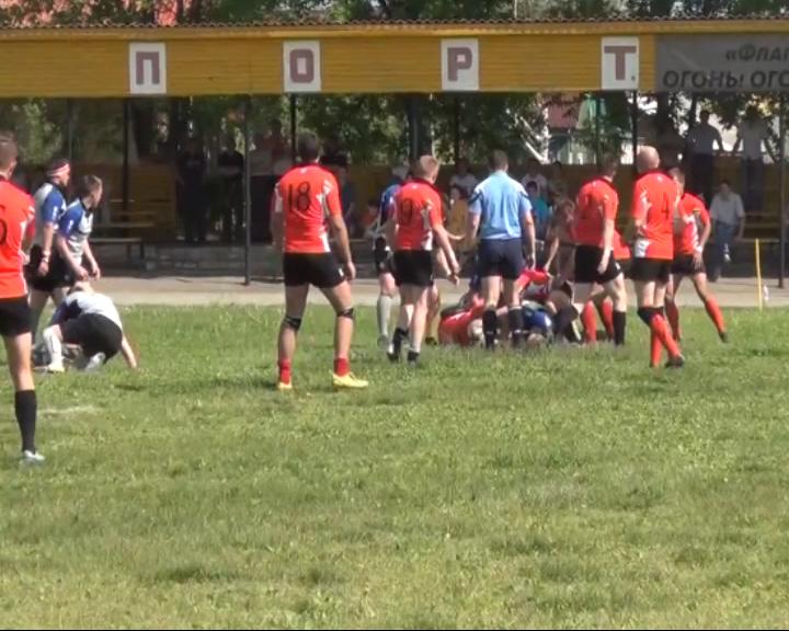 Ярославский регбийный клуб «Флагман» разгромил «Спарту»