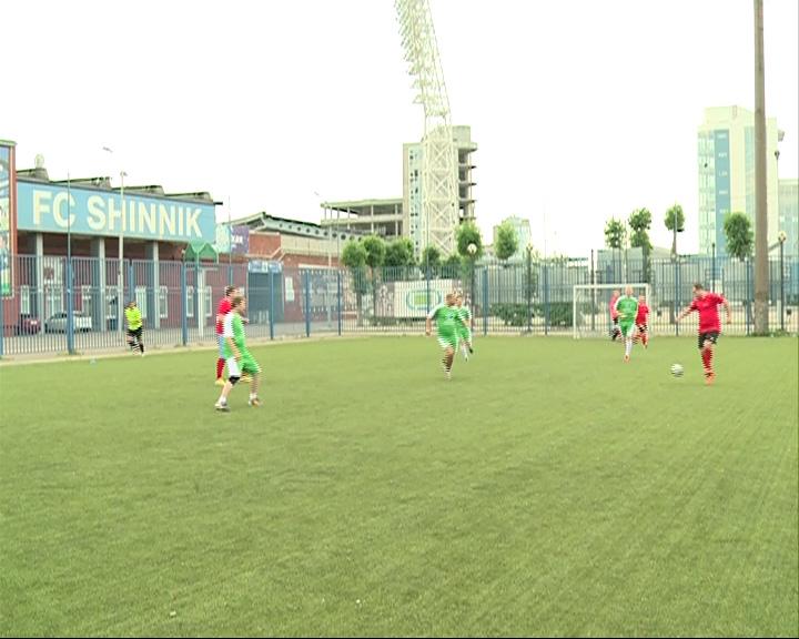 Стартовал мини-футбольный турнир среди операторов связи