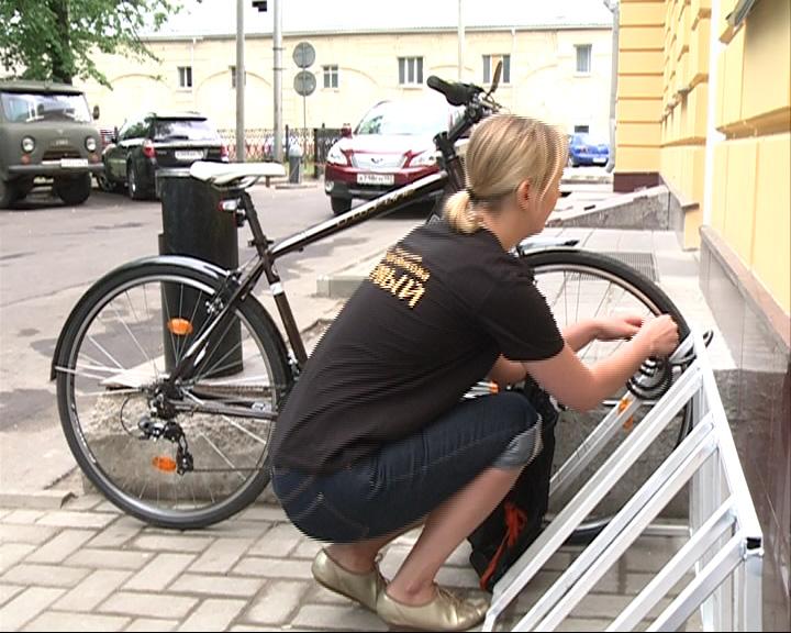 Ярославцы пересаживаются на велосипеды