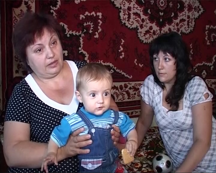 Беженцы из Краматорска поселились в деревне Даниловского района