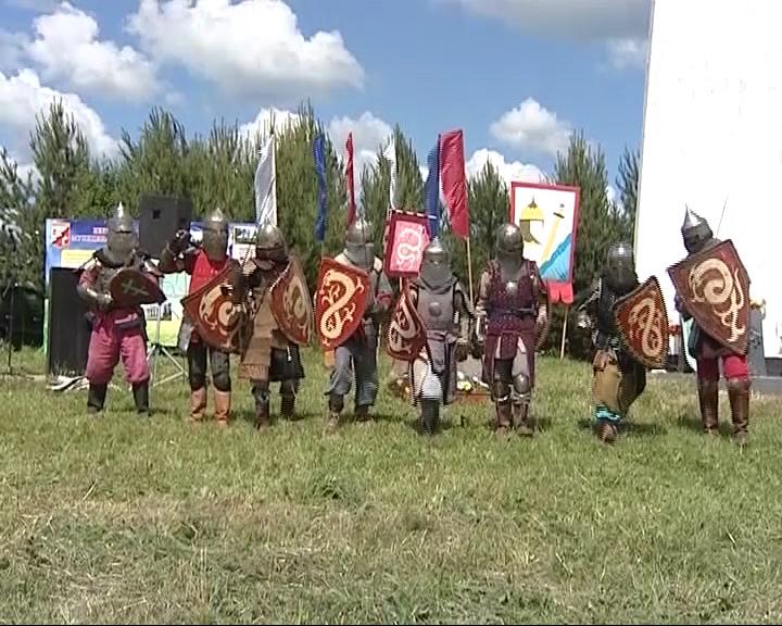 Состоялась историческая реконструкция Ситской битвы