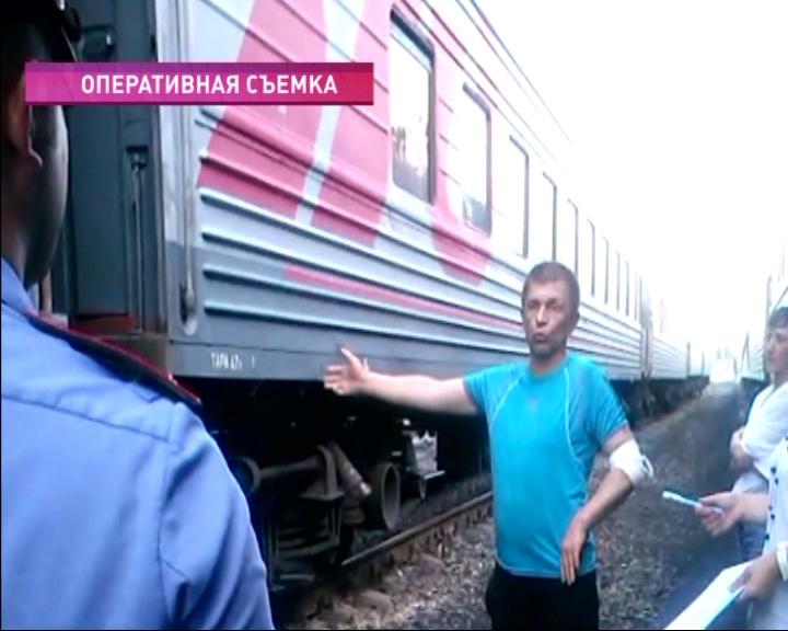 С приходом лета кражи в поездах участились