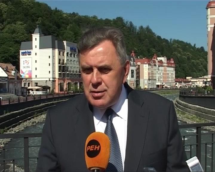 Сергей Ястребов выступил на пленарном заседании встречи министров туризма зарубежных стран