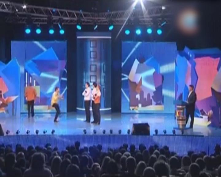 Ярославские КВНщики вышли в финал премьер-лиги Клуба веселых и находчивых