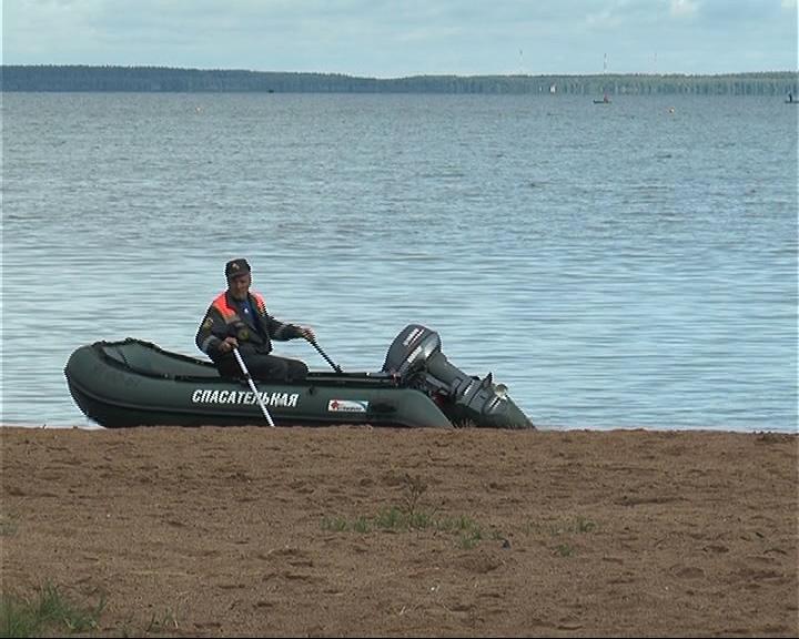 Пляжи области осмотрели специалисты главного управление МЧС