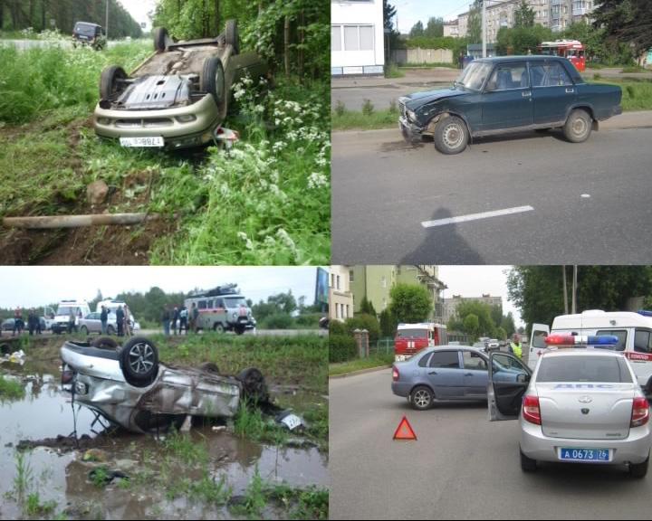 На трассе Ярославль-Кострома столкнулись «Лексус» и «Ниссан Мурано»: три человека погибли