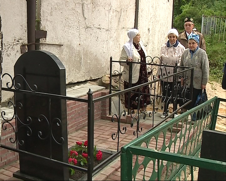 Появился мемориал основателю Ярославской соборной мечети
