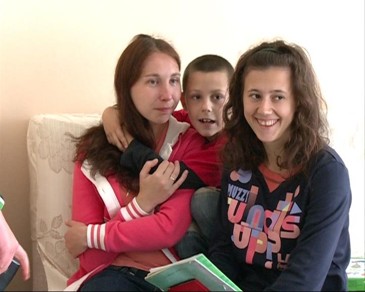 Переселенцы из Украины обживают новые места