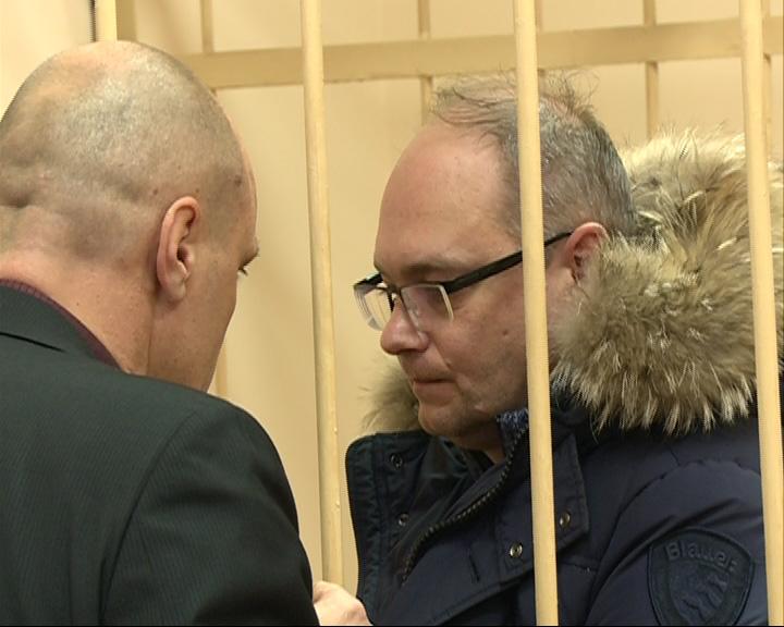Владимира Евдокимова обвиняют в получении взятки