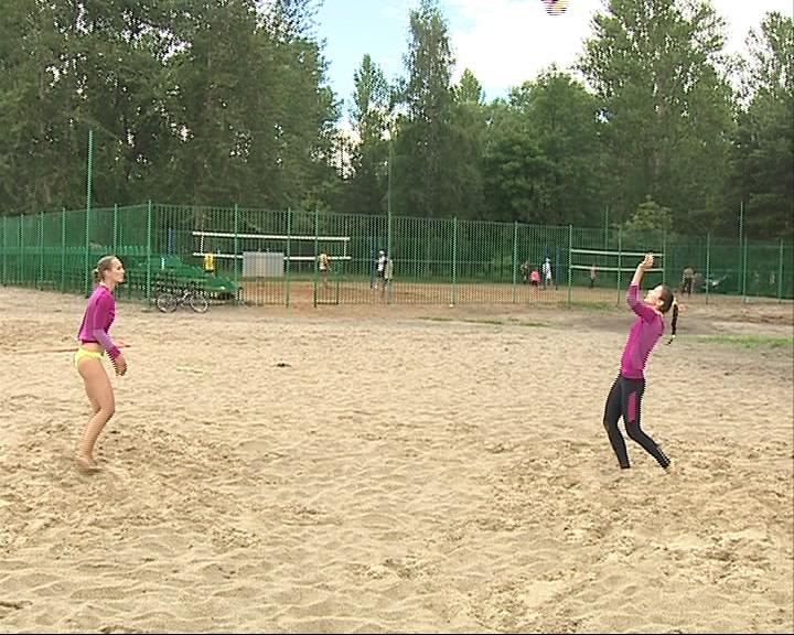 В Ярославле прошел финала ЦФО по пляжному волейболу
