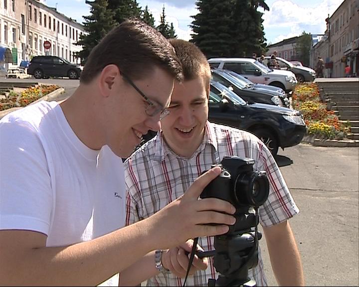 Настоящий «Таймлапсовский бум» охватил и Ярославль