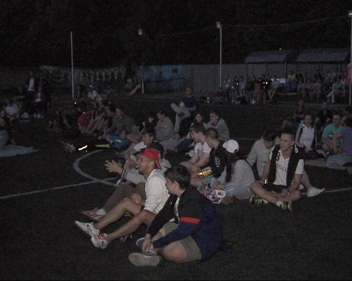 Как ярославские болельщики футбол смотрели