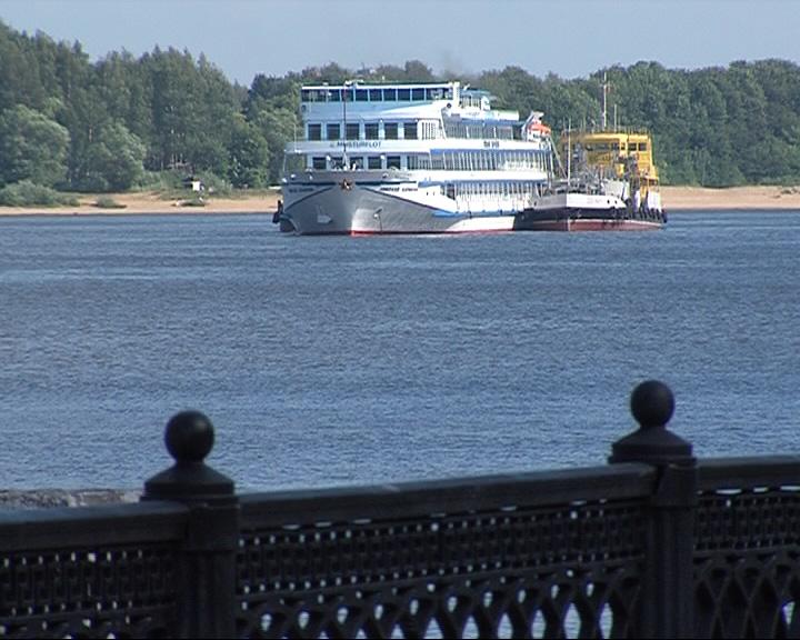 Речной туризм в Ярославле несет большие потери