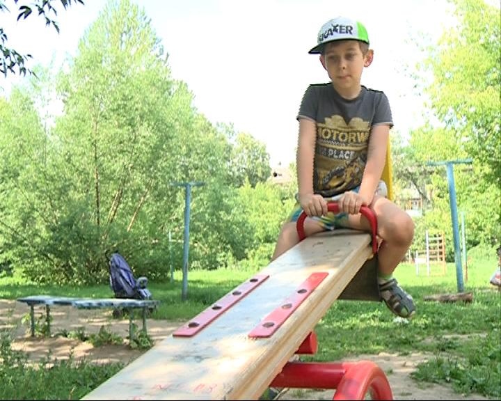 Детская игра привела к печальным последствиям: ребенок получил перелом подбородка