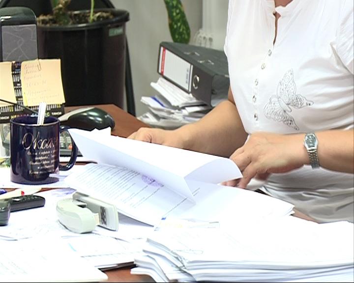 Из офиса агентства по муниципальному заказу ЖКХ изъяли документы