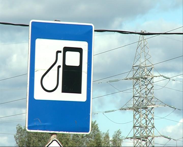 Цены на бензин растут медленно, но уверенно