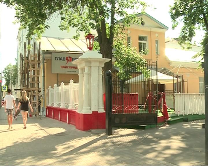 Ярославские архитекторы вновь взволнованы.