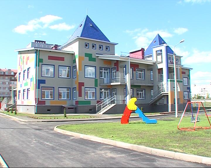 Новый детский сад в Ростове